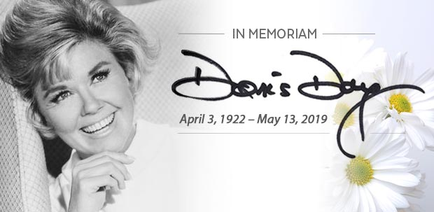 Hollywood Legend, Leading Singer and Animal Welfare Advocate Doris Day is Dead at 97